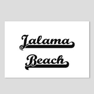 Jalama Beach Classic Retr Postcards (Package of 8)