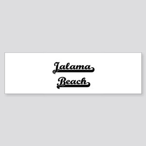 Jalama Beach Classic Retro Design Bumper Sticker