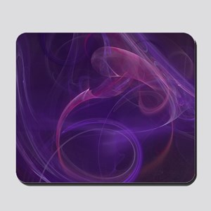 Misty Purple Realm Mousepad