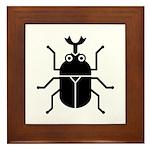 Beetle Framed Tile
