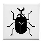 Beetle Tile Coaster