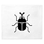 Beetle King Duvet