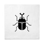 Beetle Queen Duvet