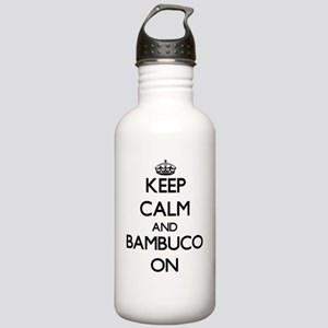 Keep Calm and Bambuco Stainless Water Bottle 1.0L