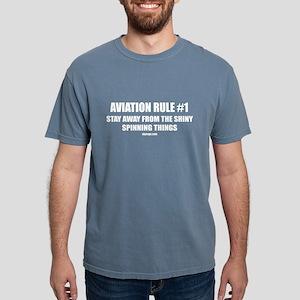 AVIATION RULE 1 WHITE T-Shirt