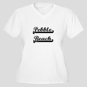 b08c0945c71 Pebble Beach Women s Plus Size T-Shirts - CafePress