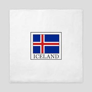 Iceland Queen Duvet