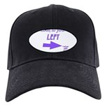 Look To Your Left Black Cap