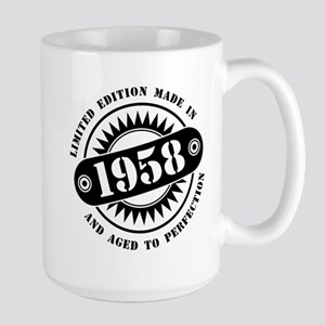 LIMITED EDITION MADE IN 1958 Mugs