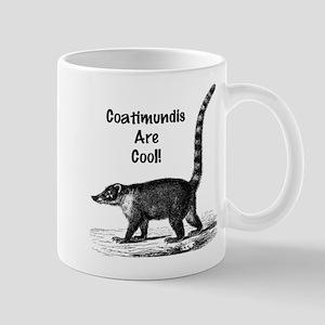 Coatimundis are Cool! Mug