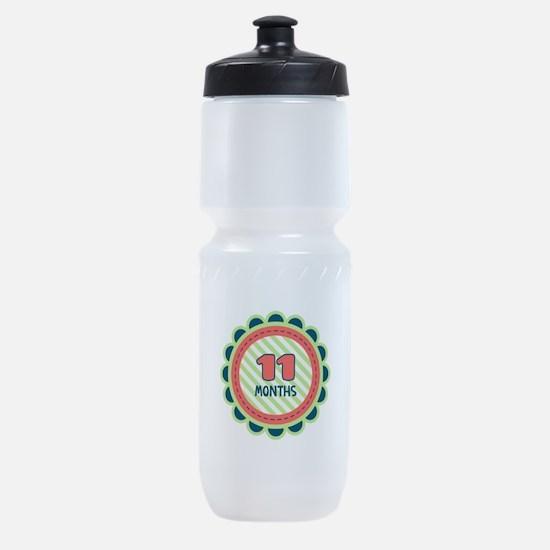 11 Months Sports Bottle