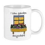 I Can Garden Anywhere Mug