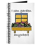 I Can Garden Anywhere Journal