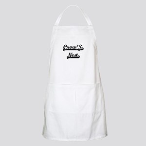 Crow'S Nest Classic Retro Design Apron