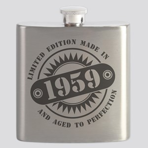 LIMITED EDITION MADE IN 1959 Flask