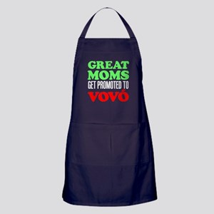 Great Moms Promoted Vovo Apron (dark)