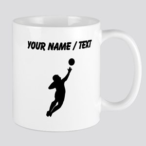 Soccer Goalie (Custom) Mugs