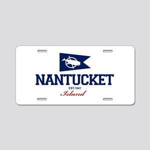 Nantucket Aluminum License Plate