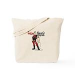Hardcore Skeptic Tote Bag