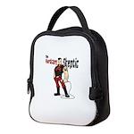 Hardcore Skeptic Neoprene Lunch Bag