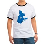 Map with Official Color Ringer T