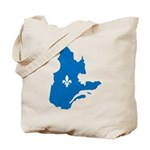 Map with Official Color Tote Bag