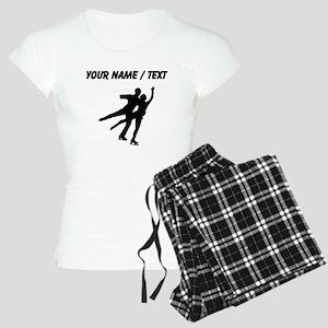 Figure Skaters (Custom) Pajamas