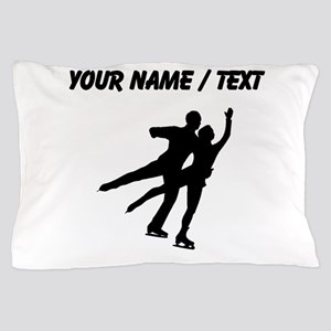 Figure Skaters (Custom) Pillow Case