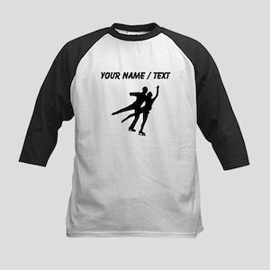 Figure Skaters (Custom) Baseball Jersey