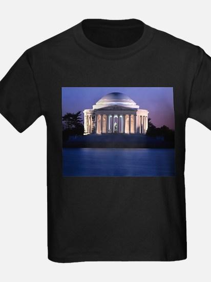 Thomas Jefferson Memorial at Dusk T-Shirt