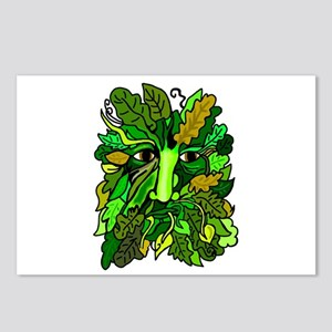 Pagan Greenman Postcards (Package of 8)