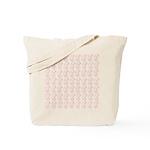 Pygmy Seahorse Pattern Tote Bag