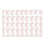 Pygmy Seahorse Pattern Postcards (Package of 8)