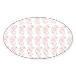 Pygmy Seahorse Pattern Sticker