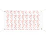 Pygmy Seahorse Pattern Banner