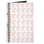 Pygmy Seahorse Pattern Journal