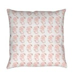 Pygmy Seahorse Pattern Everyday Pillow