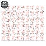 Pygmy Seahorse Pattern Puzzle