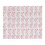 Pygmy Seahorse Pattern Throw Blanket