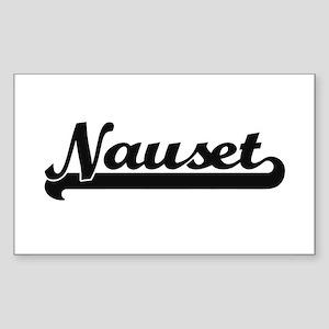 Nauset Classic Retro Design Sticker