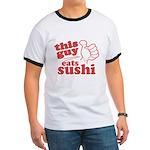 This Guy Eats Sushi T-Shirt