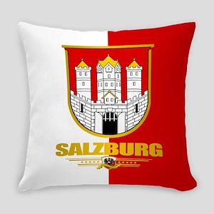 City of Salzburg Everyday Pillow