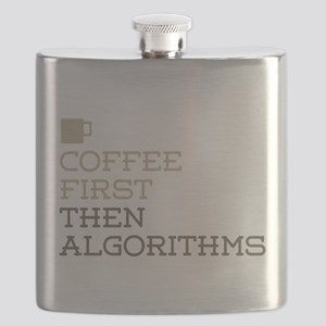 Coffee Then Algorithms Flask