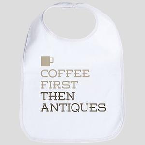 Coffee Then Antiques Bib