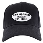 USS GLOVER Black Cap