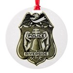 Riverside Police Ornament