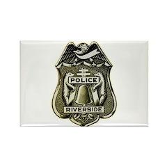 Riverside Police Magnets
