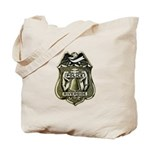 Riverside Police Tote Bag