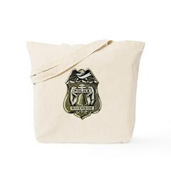 Riverside Police Tote Bag