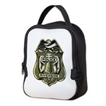 Riverside Police Neoprene Lunch Bag